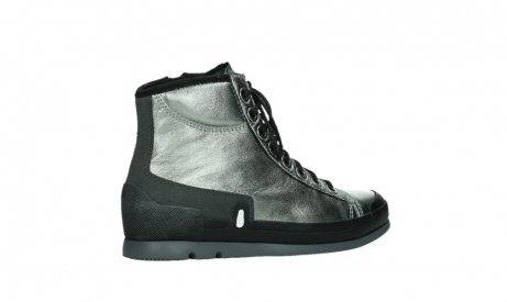 wolky lace up boots 02777 watson 30280 metal leather_23