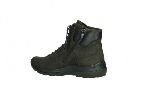 wolky lace up boots 03026 ambient 11305 dark brown nubuck_15