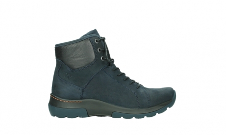 wolky lace up boots 03026 ambient 11801 blue nubuck_1