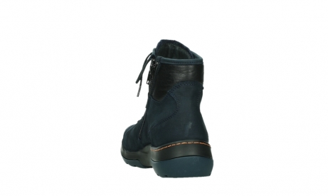 wolky lace up boots 03026 ambient 11801 blue nubuck_18