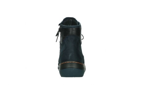 wolky lace up boots 03026 ambient 11801 blue nubuck_19