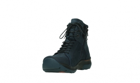 wolky lace up boots 03026 ambient 11801 blue nubuck_9