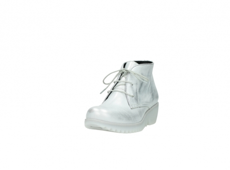 wolky lace up boots 03810 dusky 30130 silver leather_21
