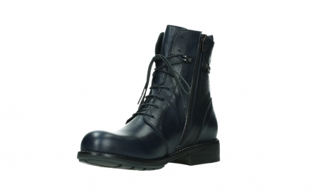 wolky ankle boots 04444 murray xw 20800 bleu leather_10
