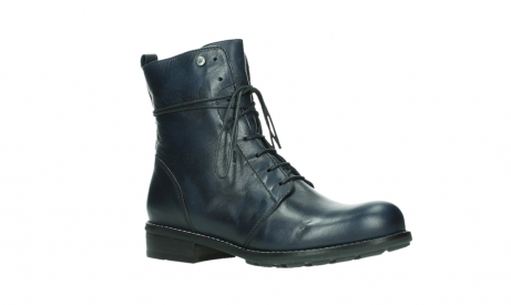wolky ankle boots 04444 murray xw 20800 bleu leather_3