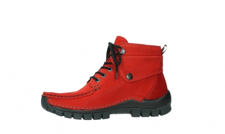 wolky lace up boots 04725 jump winter 16505 dark red nubuck_12