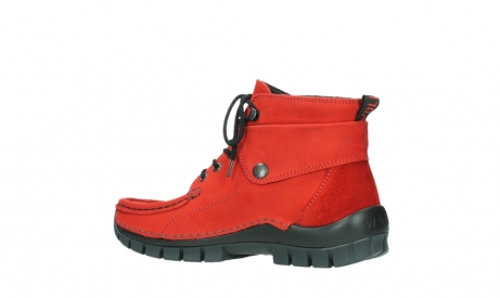 wolky lace up boots 04725 jump winter 16505 dark red nubuck_15