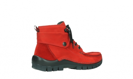 wolky lace up boots 04725 jump winter 16505 dark red nubuck_23