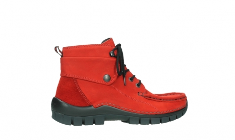 wolky lace up boots 04725 jump winter 16505 dark red nubuck_24