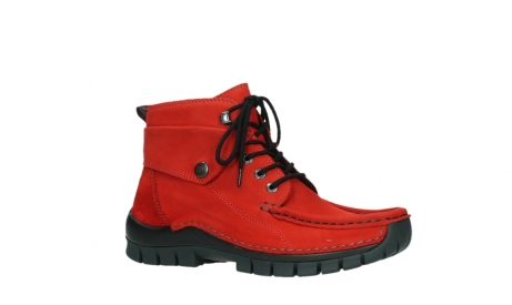 wolky lace up boots 04725 jump winter 16505 dark red nubuck_3