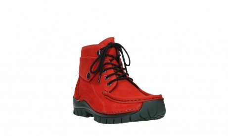 wolky lace up boots 04725 jump winter 16505 dark red nubuck_5