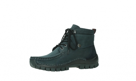 wolky lace up boots 04725 jump winter 16800 blue nubuck_11