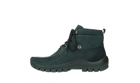 wolky lace up boots 04725 jump winter 16800 blue nubuck_13