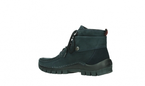 wolky lace up boots 04725 jump winter 16800 blue nubuck_15