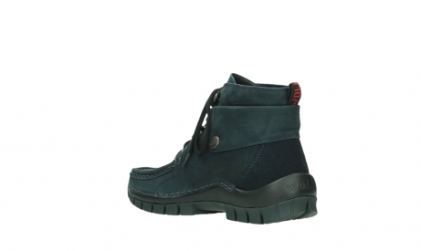 wolky lace up boots 04725 jump winter 16800 blue nubuck_16