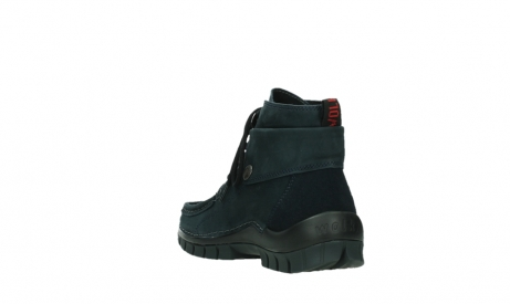 wolky lace up boots 04725 jump winter 16800 blue nubuck_17