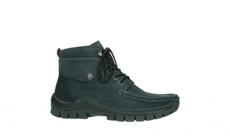wolky lace up boots 04725 jump winter 16800 blue nubuck_2