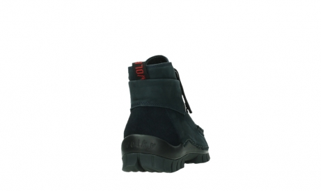 wolky lace up boots 04725 jump winter 16800 blue nubuck_20