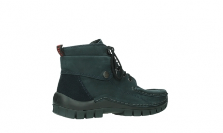 wolky lace up boots 04725 jump winter 16800 blue nubuck_23