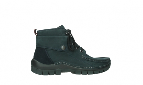 wolky lace up boots 04725 jump winter 16800 blue nubuck_24