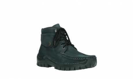 wolky lace up boots 04725 jump winter 16800 blue nubuck_4