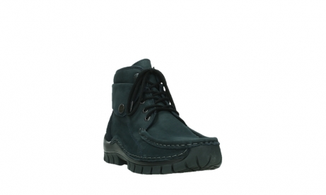 wolky lace up boots 04725 jump winter 16800 blue nubuck_5