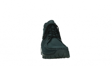 wolky lace up boots 04725 jump winter 16800 blue nubuck_6