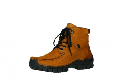 wolky lace up boots 04725 jump winter 16920 ocher nubuck_10