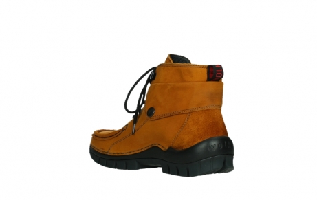 wolky lace up boots 04725 jump winter 16920 ocher nubuck_16