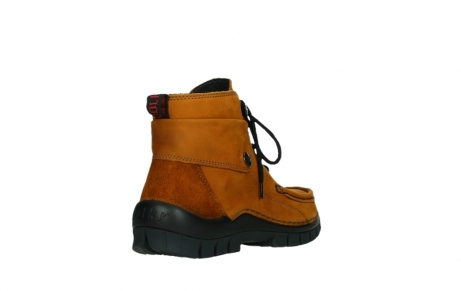 wolky lace up boots 04725 jump winter 16920 ocher nubuck_21