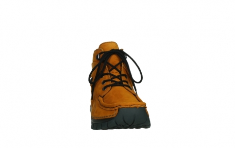 wolky lace up boots 04725 jump winter 16920 ocher nubuck_6