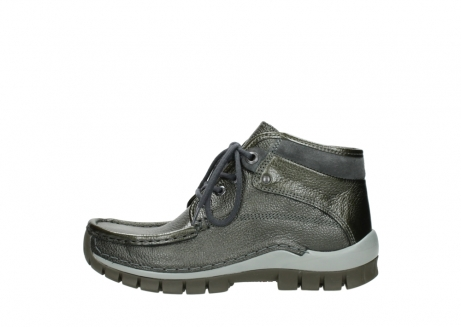 wolky lace up boots 04728 cross winter 81730 green leather_1