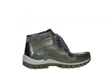 wolky lace up boots 04728 cross winter 81730 green leather_12