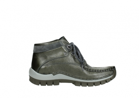 wolky lace up boots 04728 cross winter 81730 green leather_13