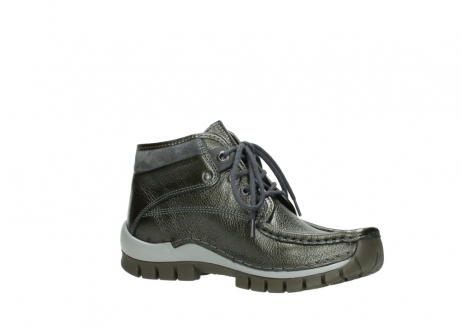 wolky lace up boots 04728 cross winter 81730 green leather_15
