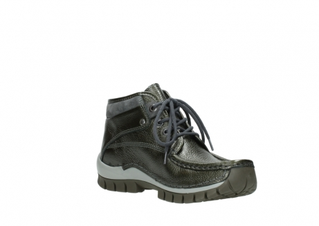 wolky lace up boots 04728 cross winter 81730 green leather_16