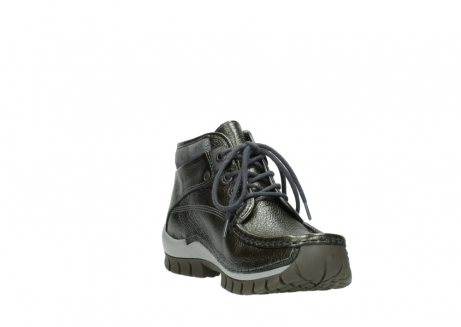 wolky lace up boots 04728 cross winter 81730 green leather_17