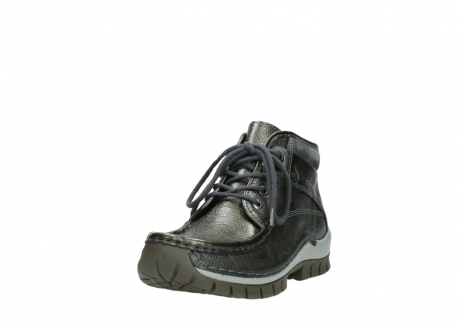 wolky lace up boots 04728 cross winter 81730 green leather_21