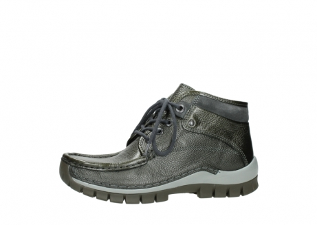 wolky lace up boots 04728 cross winter 81730 green leather_24