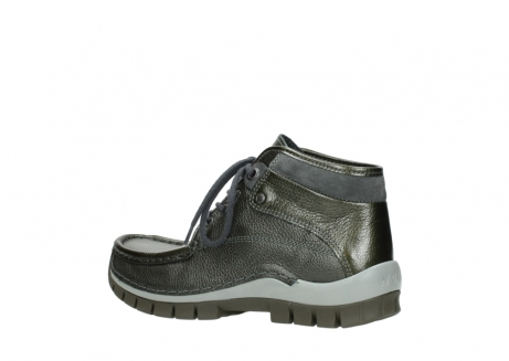 wolky lace up boots 04728 cross winter 81730 green leather_3