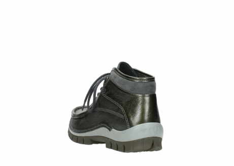 wolky lace up boots 04728 cross winter 81730 green leather_5