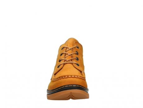 wolky lace up boots 04850 zoom 11925 dark ocher nubuck_7