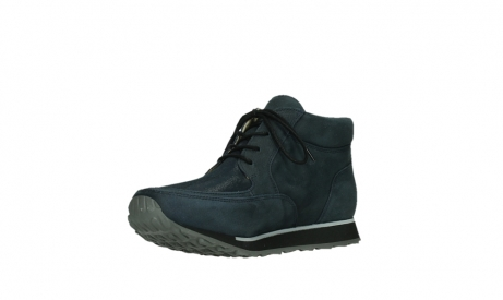 wolky lace up boots 05802 e boot 11800 blue stretch nubuck_10