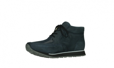 wolky lace up boots 05802 e boot 11800 blue stretch nubuck_11