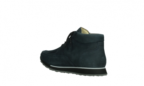 wolky lace up boots 05802 e boot 11800 blue stretch nubuck_16