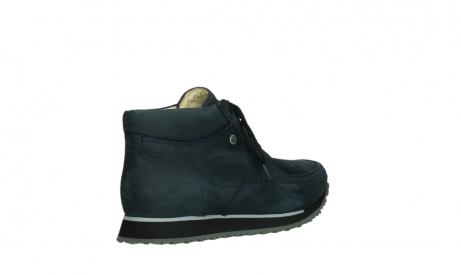 wolky lace up boots 05802 e boot 11800 blue stretch nubuck_22