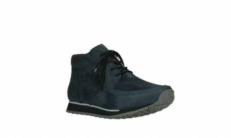 wolky lace up boots 05802 e boot 11800 blue stretch nubuck_4