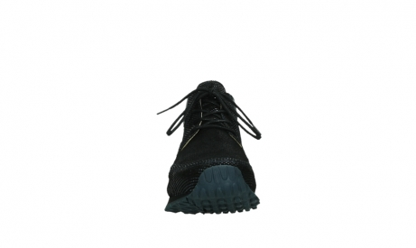 wolky lace up boots 05802 e boot 47800 blue metallic stretch suede_7