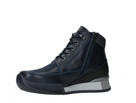 wolky lace up boots 05881 victoria 24800 blue stretch leather_11