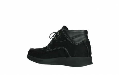 wolky lace up boots 05903 three 10000 black stretch nubuckleather_15